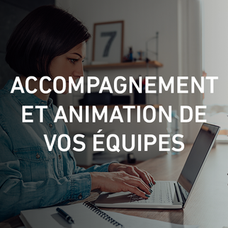accompagnement équipe