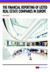 Financial reporting of real estate companies in Europe 2017