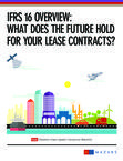 Mazars - IFRS 16 What does the future hold for your lease contracts - June 2016
